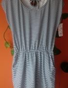 Nowa sukienka w paski S M L...