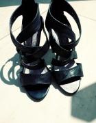 Sandały skórzane...