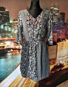 atmosphere sukienka koraliki modny wzór ornament 38