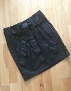 Object spódnica woskowana czarna S...