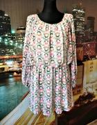 zack london sukienka mgiełka motyle motyki hit blog 40