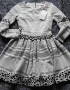Nowa sukienka XXS do XS