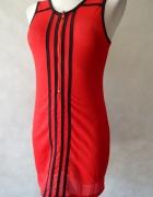 MotelRocks Seksowna sukienka SIATKA 36 S...