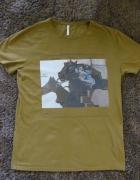 Męski t shirt z nadrukiem Medicine rozmiar M koszulka