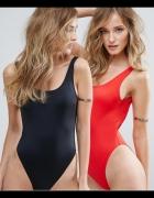 Nowe bikini strój jednoczęściowy ASOS wycięte plecy 38