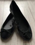 Zara eleganckie czarne balerinki r 36 nowe...