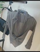 koszula beżowa mgiełka r S H&M zara