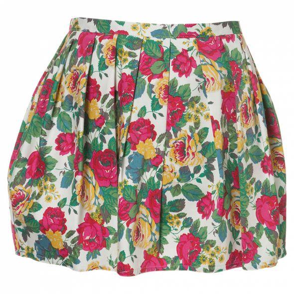 Spódnica Floral Top Shop