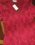 sweterek cekiny nowy...