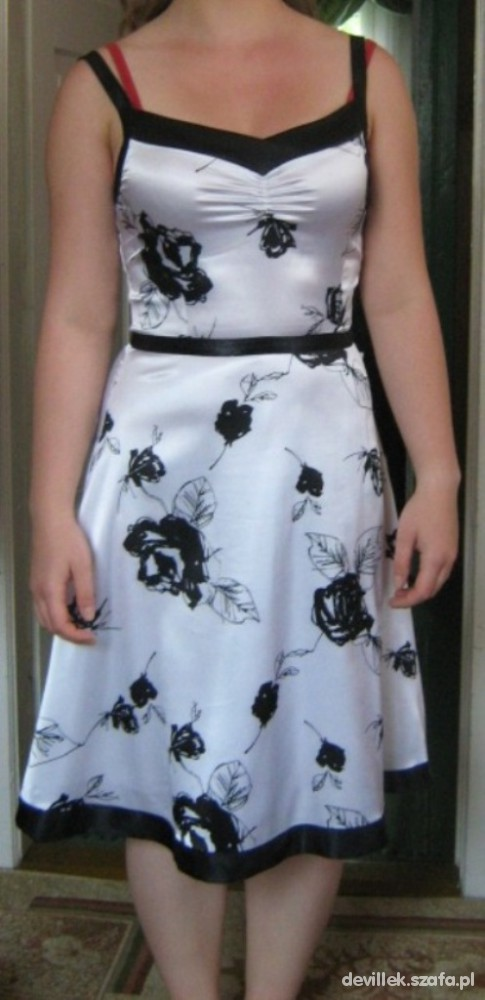 Suknie i sukienki sukienka w roze 36 38