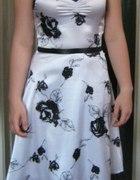 sukienka w roze 36 38...