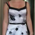 sukienka w roze 36 38