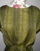 Sukienka Closet Blu 36 S zielona...
