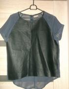 Bluzka asymetryczna M L...