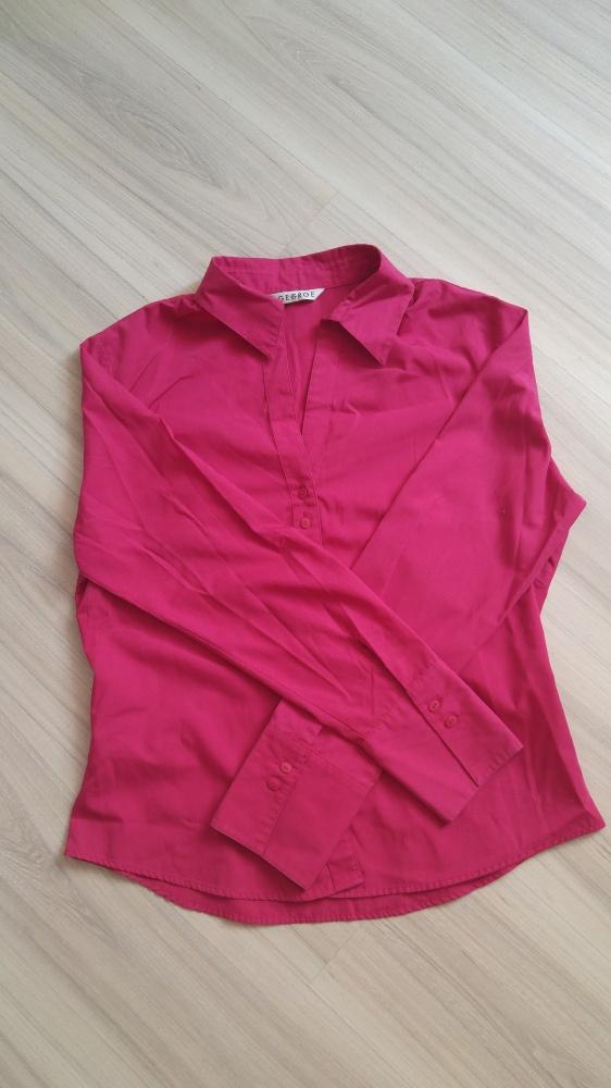 Koszule Różowa koszula