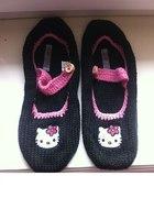 Hello Kitty kapcie r3942