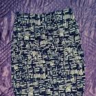New Look spodnica midi ołówkowa M