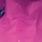 Rozowa koszula Miss Berge S