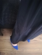 Spódnica maxi czarna h&m 40 zwiewna jak nowa...