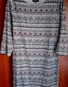 Sukienka aztecka reserved L