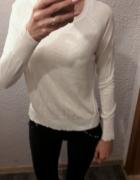 sweterek basic minimalizm Zara