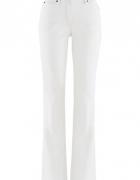 jeansy białe bonprix nowe r 54...