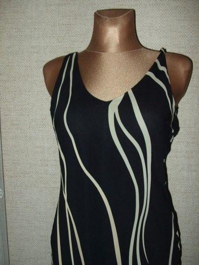 Suknie i sukienki SUKIENKA CZARNA WALLIS R 38 ELEGANCKA SUPER