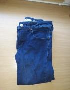 Klasyczne jeansowe rurki...