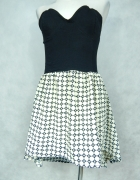 Motel Vintage Nowa asymetryczna sukienka 36 38...