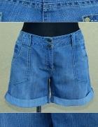 Dorothy Perkins krótkie spodenki jeans rozm 46