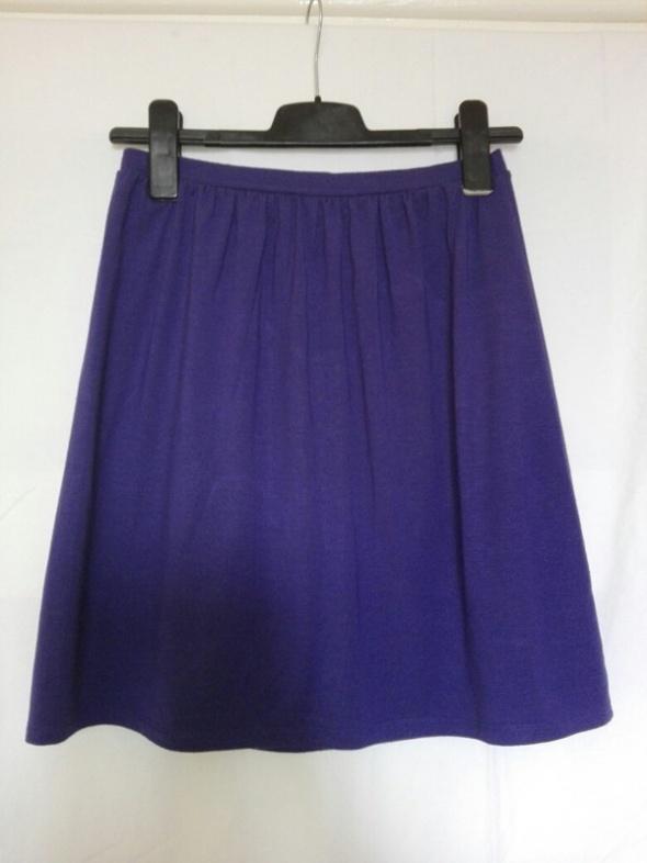 Spódnice Spódniczka fioletowa XS