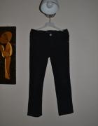 Cherokee Czarne spodnie 128cm 7 8 lat...