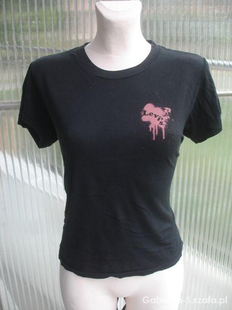Oryginalny damski tshirt firmy Levis M...