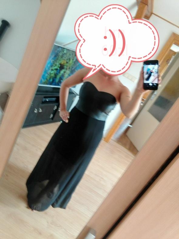 Eleganckie sukienka hm 38 wieczorem