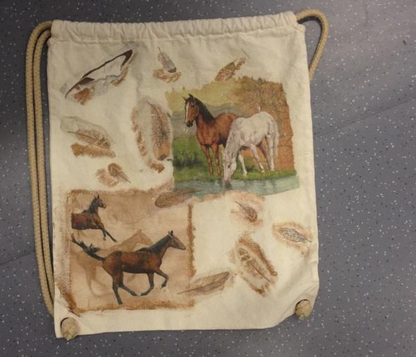 Plecaki Handmade