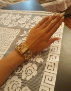 Zegarek złoty elixa