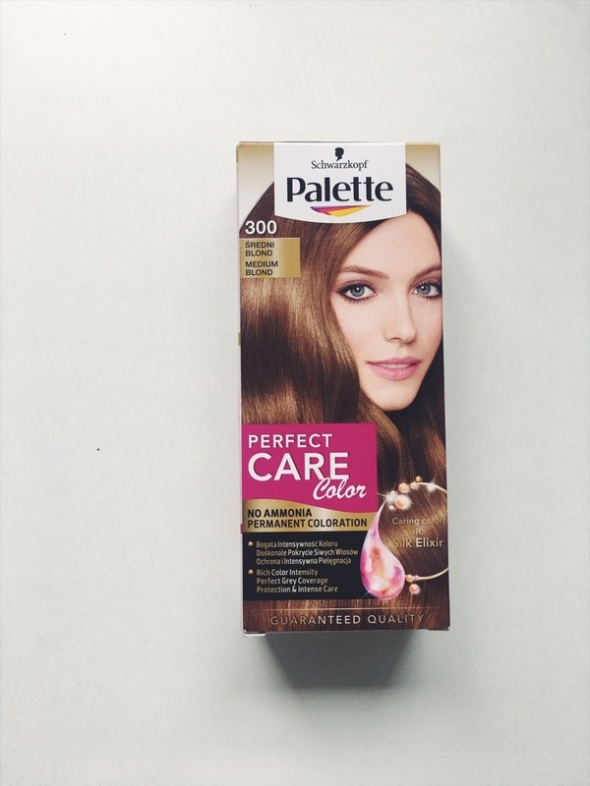 Palette Perfect Care 300 krem koloryzujący farba...