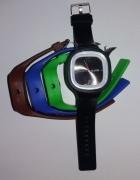 Jelly Watch Zegarek z wymiennymi gumowymi paskami