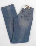 LEVIS 570 spodnie damskie W26 L34 pas 70 cm