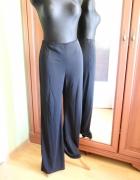 38 czarne też wieczorowe spodnie Vera Mont