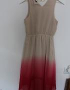 Atmosphere cieniowana sukienka S
