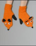 Rękawiczki liski