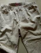 spodnie jasne