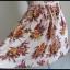 Jedwabna sukienka L i XL elegancka wesele chrzest komunia
