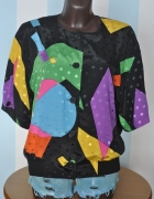 kolorowa bluzka TruBlouse