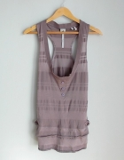 Adidas Stella McCartney top bokserka...