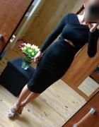 Sukienka midi bodycon ASOS bandażowa XXS XS NOWA...