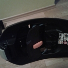 fotelik samochodowy z bazą cybex