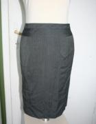 Szara ołówkowa spódnica...