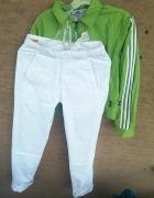 spodnie białe Nike r M Nike